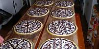 Merhované chodské koláče: Malá umělecká díla ztvarohu a povidel symbolizují zdraví