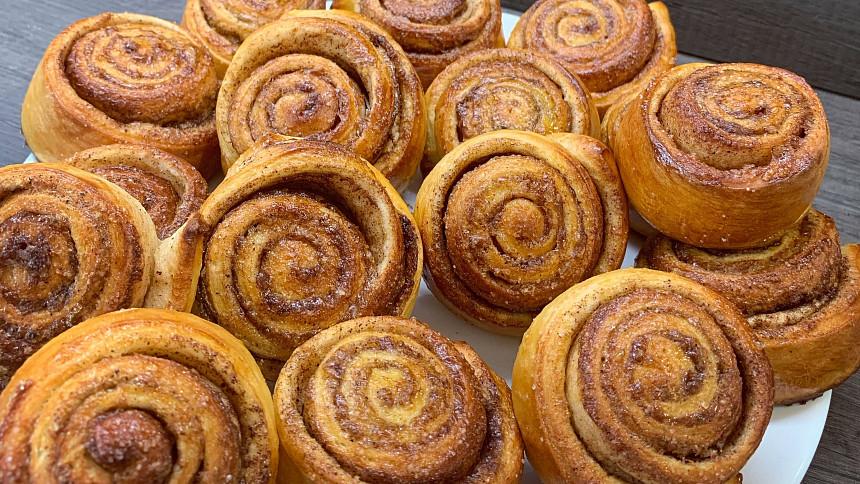 Legendární severské skořicové rolky: Upečte si je podle pravého švédského receptu!