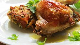 Jak na nejlepší kuře? Upečte ho s nádivkou jako v MasterChef Česko!