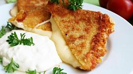 To se může hodit: Jak na smažený sýr, aby nevytekl?