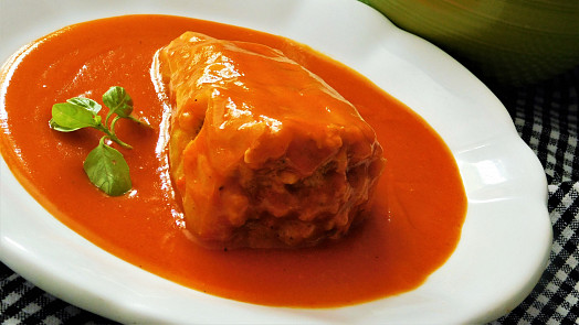 Holka u plotny radí: Jak udělat nejlepší plněné papriky? Jedna surovina vás asi překvapí!