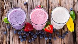 Recepty na lahodné smoothies po sportu