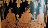 Bizarní hodování starých Řeků: Solené ryby zapíjeli medovinou, pivo považovali za barbarské