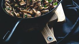Nejlepší houbová smaženice? Zkuste pár vychytávek a vytvoříte z ní hotovou delikatesu