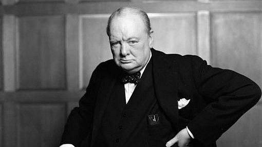 Jedlík Winston Churchill miloval želví polévku a k snídani pil brandy. Dožil se devadesáti let