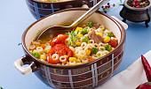 Slavná minestrone: Italská polévka ze zbytků má kořeny už v římské říši