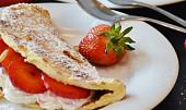 Omelety podle Marie Janků-Sandtnerové: Upečte si klasickou třenou nebo nezvyklou kynutou