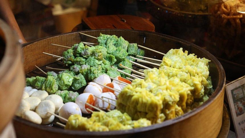 Jedlíkova cesta kolem světa: V Thajsku je jasmínová rýže jen pro boháče