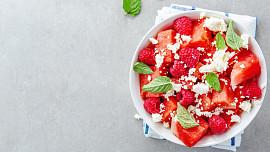 Netradiční recepty z melounu: Dejte si ho s balkánským sýrem nebo s vínem!