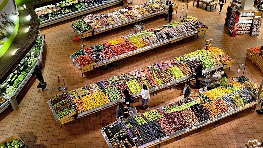 Tesco v Česku ušetřilo 72 000 tun emisí díky darování potravinových přebytků