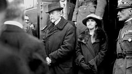 Pstruzi, knedlíky i topinky. Na čem si pochutnával tatíček Masaryk?