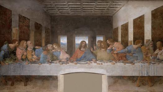 Při Poslední večeři chybělo jehněčí. Co měli Ježíš a apoštolové opravdu na stole?