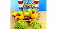 Vyzrajte na podzimní neduhy chutnými ovocnými šťávami!