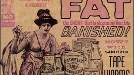Hubněte pomocí sedativ nebo s tasemnicí v břiše! Nejšílenější diety světa, které opravdu existují
