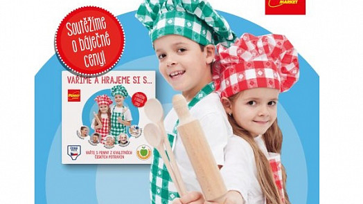 Zábavné vaření pro celou rodinu
