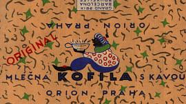 Retro okénko: Kdo vymyslel mouřenína z obalu legendární Kofily?