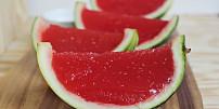 Želatinový meloun oživí každou jarní párty!