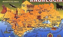 Španělská Andalusie