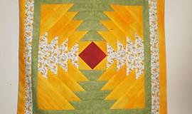 Navštěva výstavy patchwork