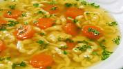 Recepty na knedlíčky, nudle, kapání a noky do polévky