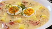 Recepty na zelné polévky