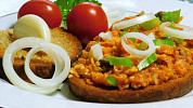 Recepty na pomazánky se zeleniny