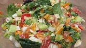 Recepty na zeleninové saláty