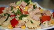 Recepty na těstovinové saláty