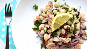 Luštěninové saláty