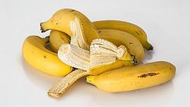 Co s přebytkem banánů? Připravte z nich smoothie či banánové pyré