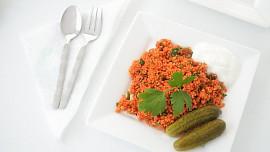 Bulgur je skvělý v salátech i jako příloha. Tři způsoby jeho přípravy