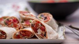 Rychlý způsob, jak správně zabalit tortillu