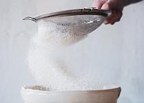Cukr moučkový