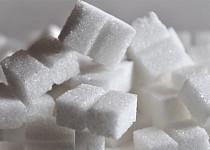 Cukr kostkový