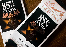 čokoláda Lindt