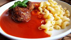 Hladká a chutná omáčka je prubířský kámen kuchařských dovedností