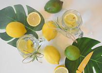 Limetkový sirup