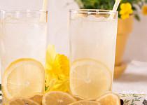 Limonáda citronová
