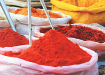 Paprika sušená sladká