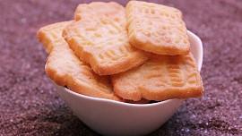 Celoročně oblíbené sušenky lehce upečete doma. Hravě zvládnete i máslové