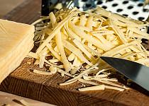 Sýr strouhaný