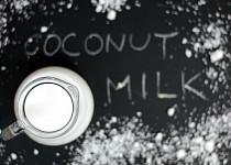 Mléko kokosové