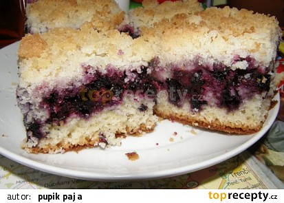 Bleskový koláč