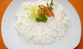 Dušená rýže