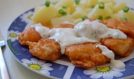 Kuřecí kousky v sýrovém těstíčku