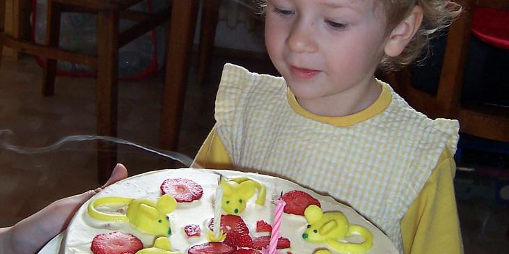 dortík pro mou vnučku