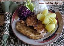 Marinované kuřecí plátky