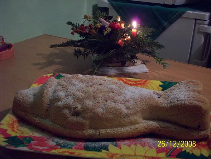 I vánoční kapr se dobře udělá z toho těsta