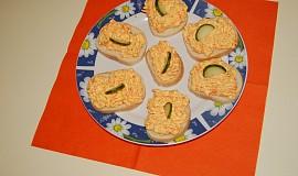 Mrkvové chlebíčky