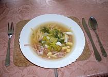 Prušácká polévka
